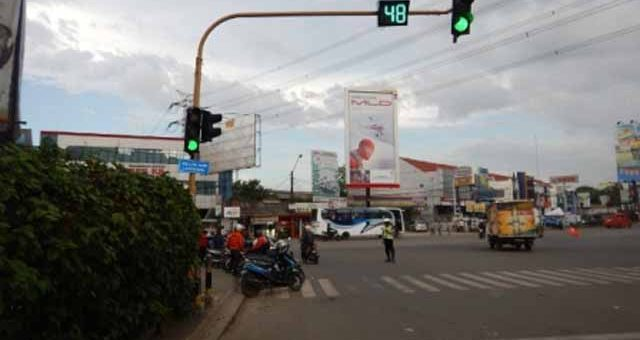 Jual Traffic Light|Lampu Lalu Lintas Tangerang-Banten