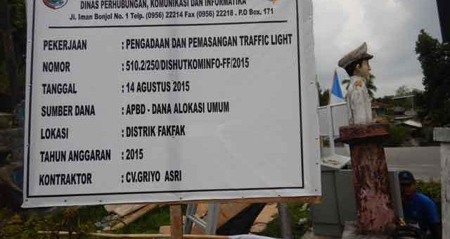 Jual Traffic Light|Lampu Lalulintas Papua-Indonesia