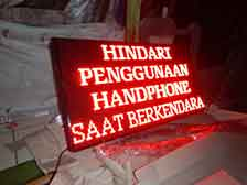 Digital Information Board