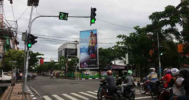Jual Traffic Light Palopo, Sumatera Selatan