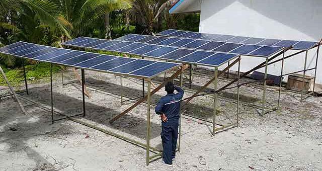 Jual Solar Cell 10 KW di  Katang Katang