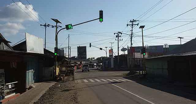 Jual Traffic Light, Lampu Lalu Lintas Lhokseumawe, Aceh