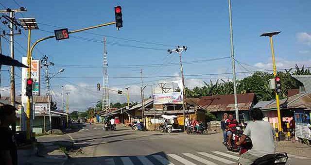 Jual Traffic Light Lampu Lalu Lintas Langsa Aceh