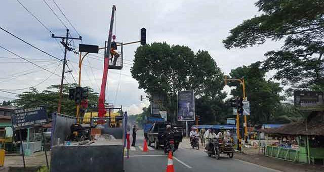 Jual Traffic Light Lampu Lalu Lintas Salatiga Jawa Tengah